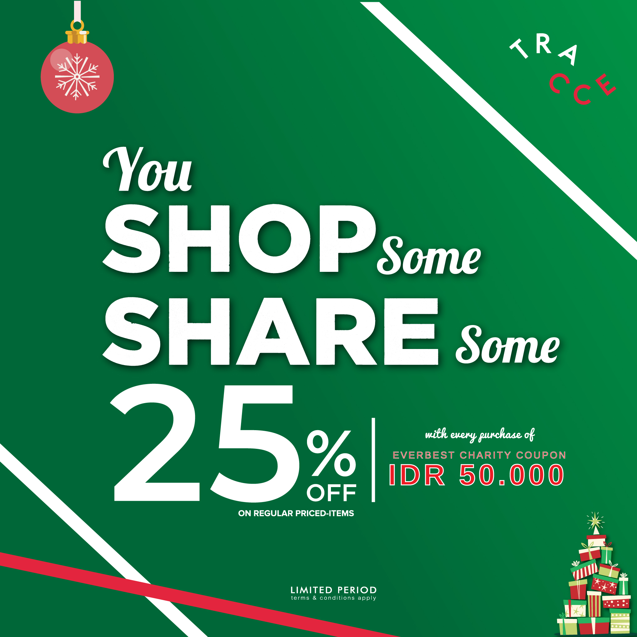 Tracce Charity get disc 25% ee19bfcc14